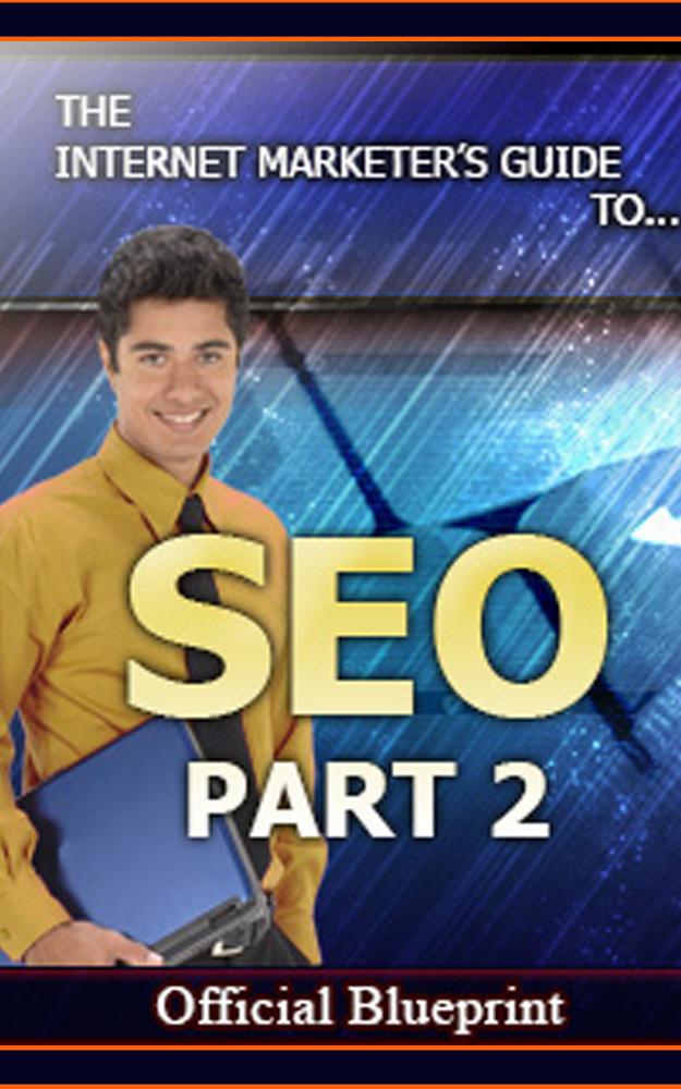 Search Engine Optimization Strategies Part 2 eBook